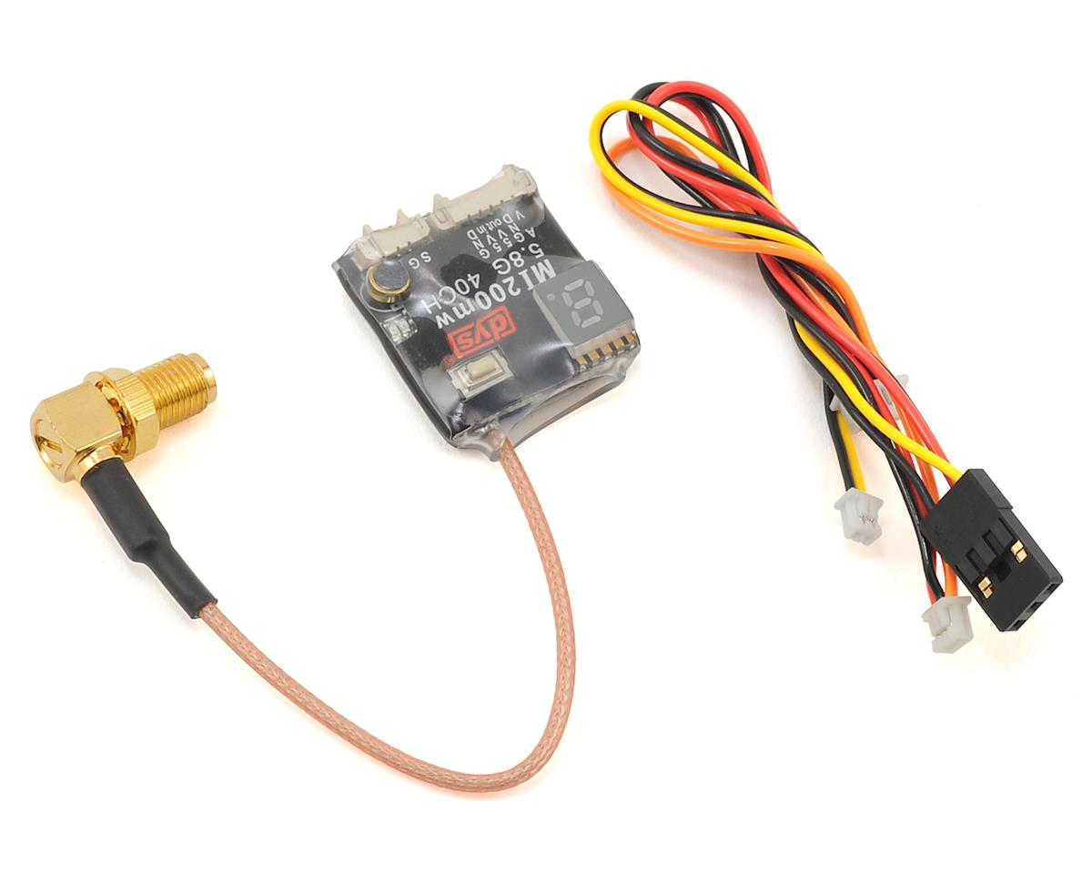 DYS Mi200mW 5.8GHz Video Transmitter w/Pigtail (SMA)