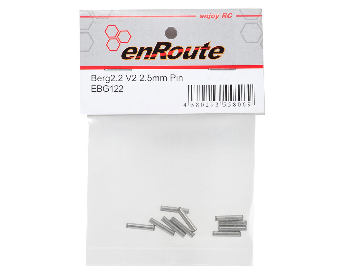 enRoute F2.5x12mm Pin (10)