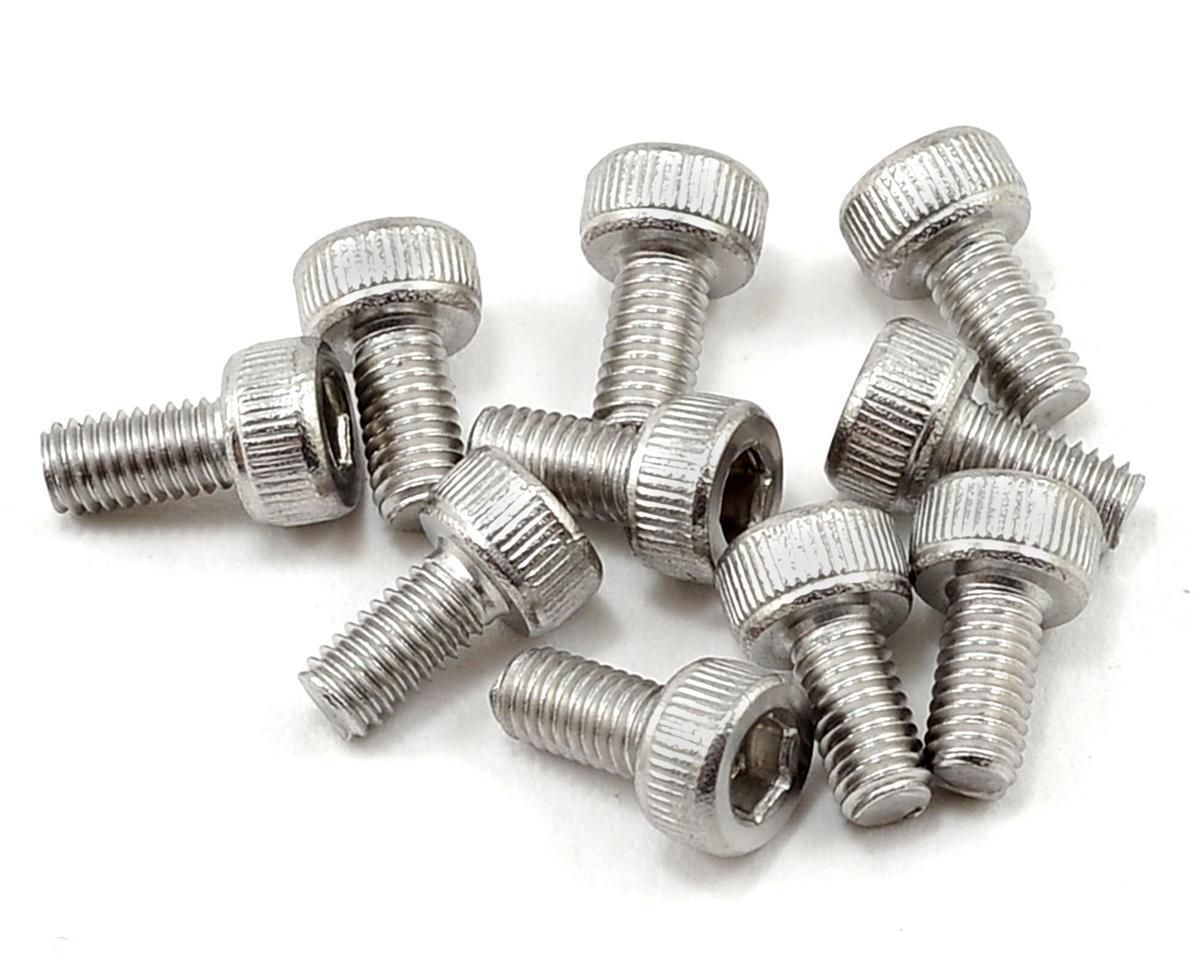 enRoute 3x6mm Stainless Steel Cap Head Screw (10)
