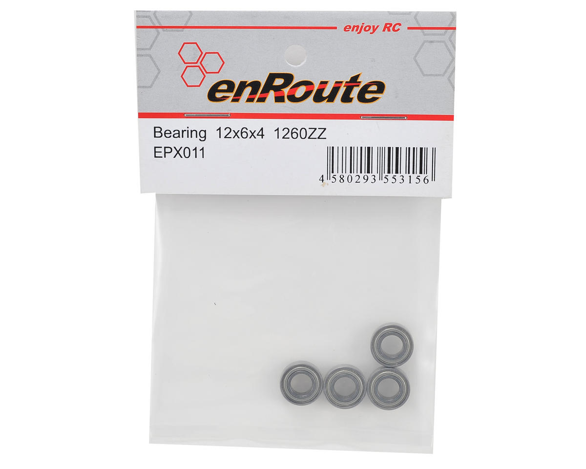 enRoute 6x12x4mm Bearing (4)