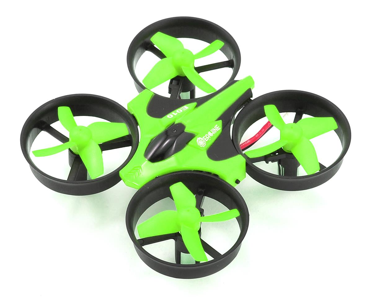 Eachine E010 Micro Quadcopter (Green)