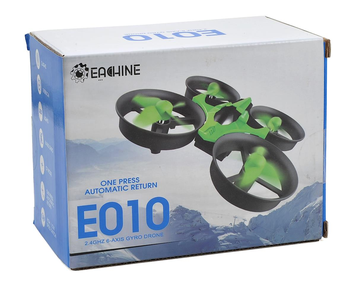 Eachine E010C Micro FPV Quadcopter (Green)