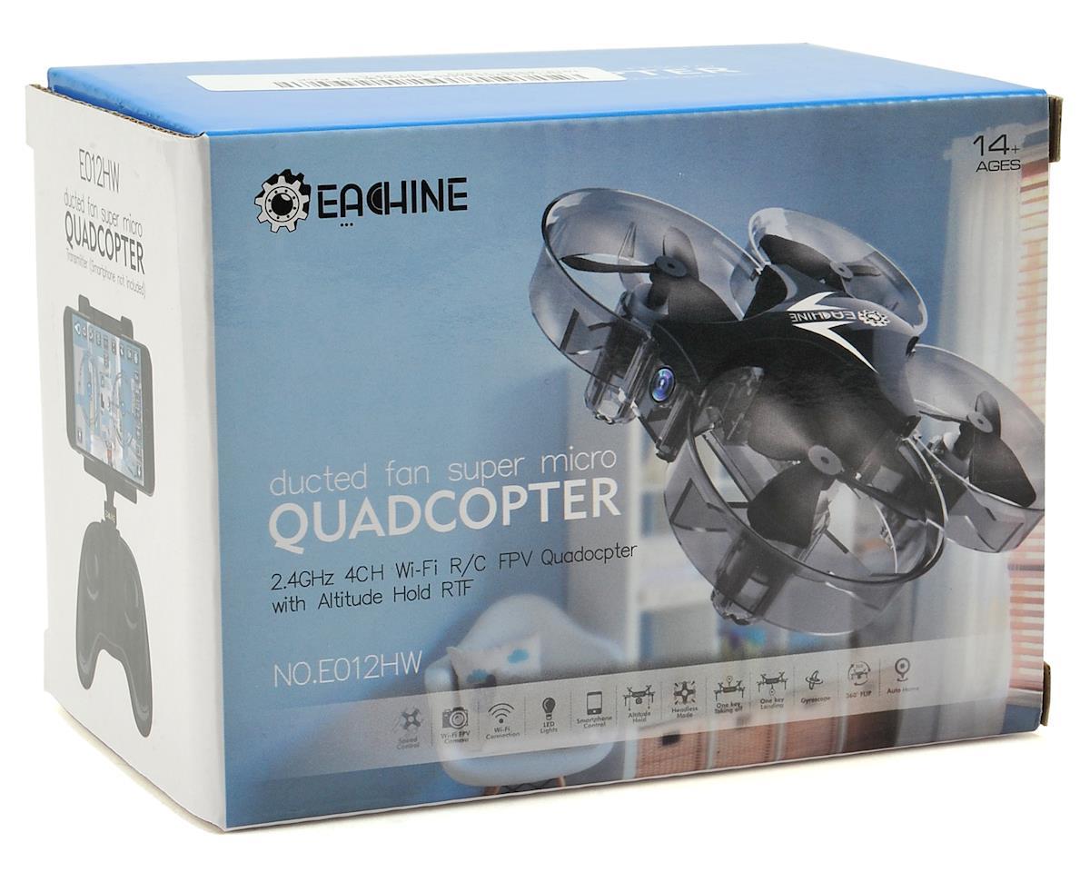Eachine E012 RTF Mini Quadcopter Drone