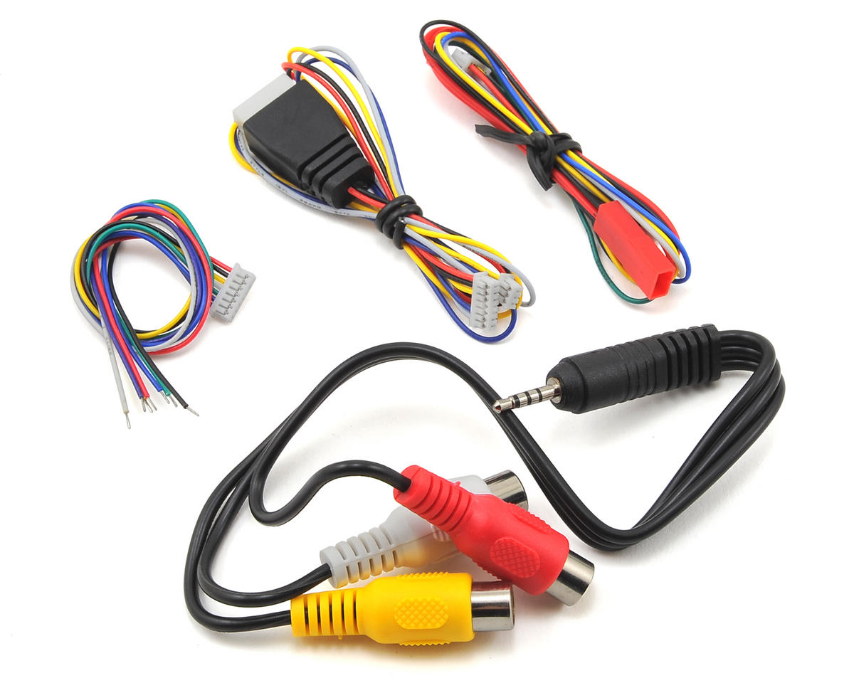 ER32 5.8GHz 32-Channel Mini FPV AV Receiver w/Antenna by Eachine