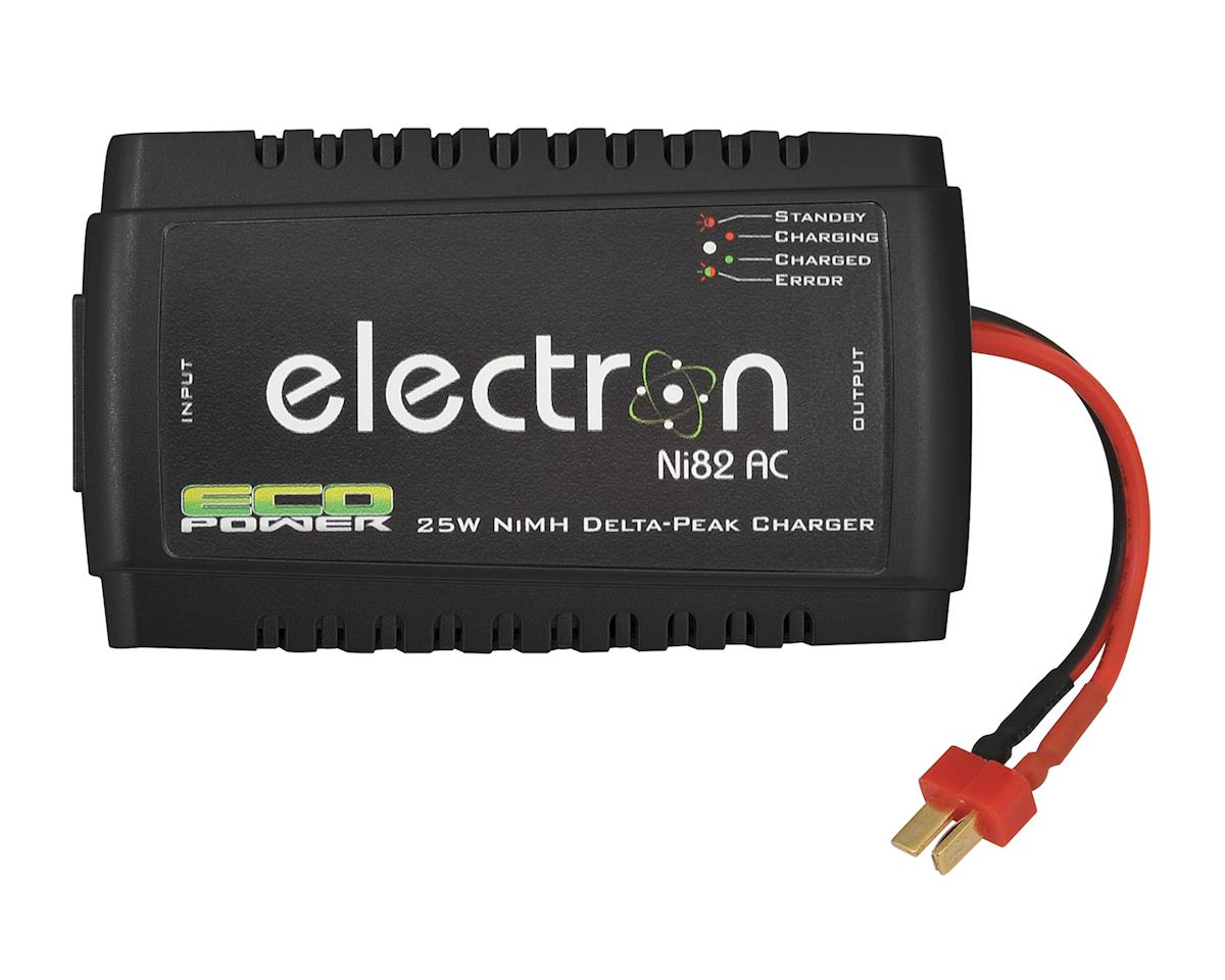 "Image 4 for EcoPower ""Electron Ni82 AC"" NiMH/NiCd Battery Charger (1-8 Cells/2A/25W)"
