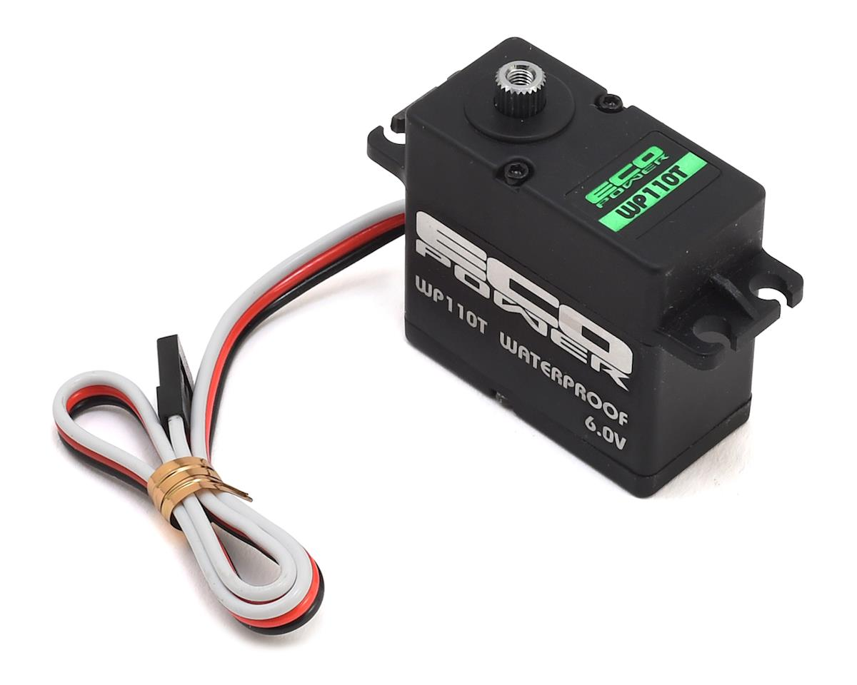 WP110T Cored Waterproof High Torque Metal Gear Digital Servo by EcoPower
