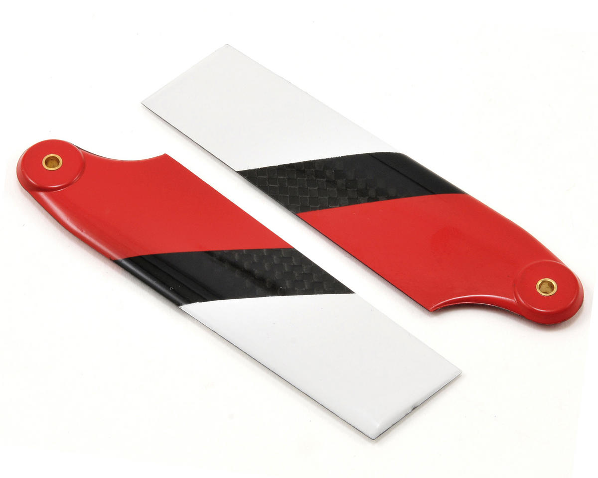 EcoPower Carbon Fiber Tail Rotor Blades (90mm)