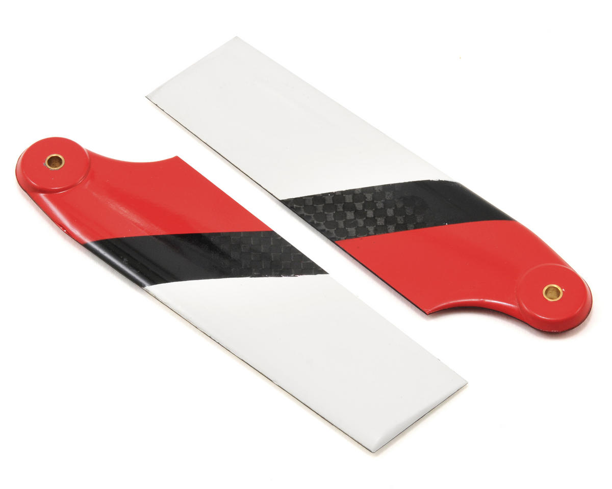 EcoPower Carbon Fiber Tail Rotor Blades (95mm)