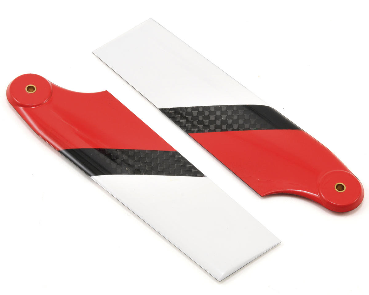 EcoPower Carbon Fiber Tail Rotor Blades (105mm)