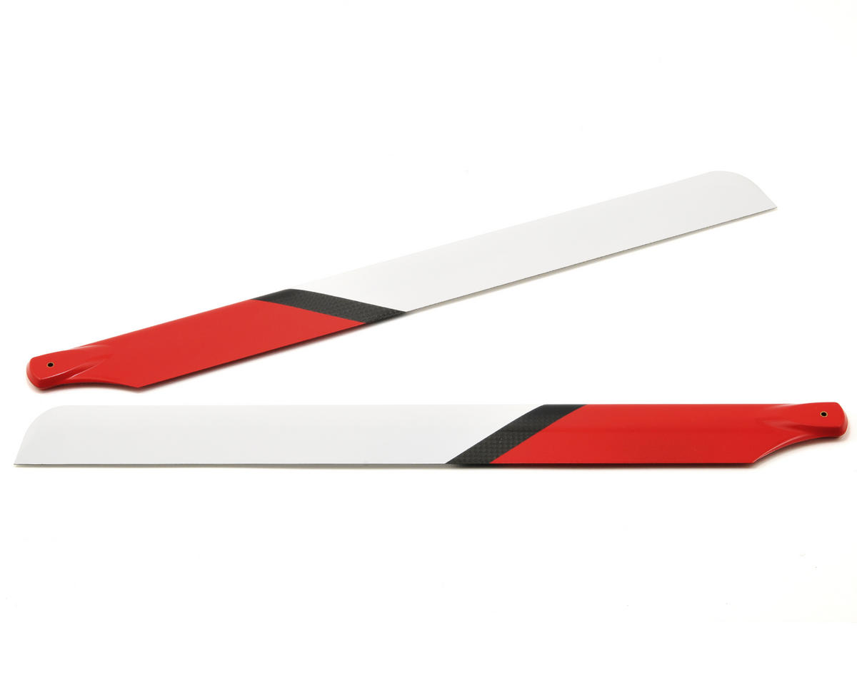 EcoPower Carbon Fiber Main Rotor Blades (430mm)