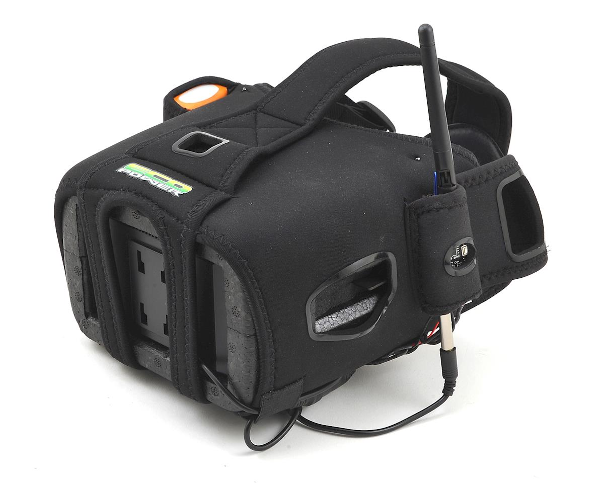 EcoPower FPV Goggle Combo w/Video Receiver