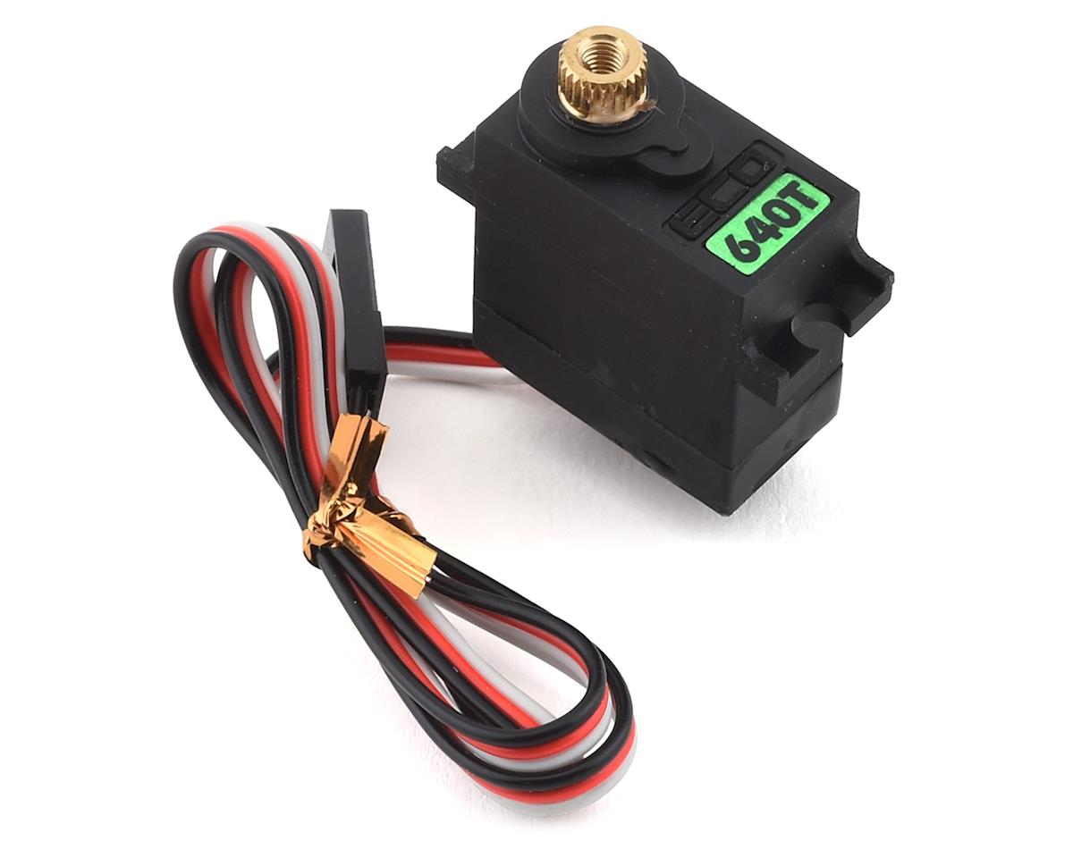 EcoPower 640T 13g Waterproof Metal Gear Digital Sub Micro Servo (Traxxas TRX-4)