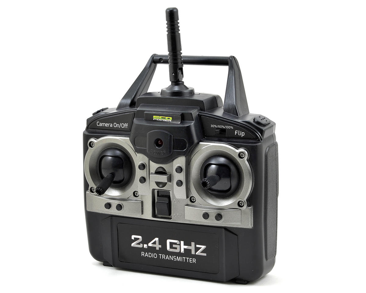 EcoPower IRIS 2.4GHz Transmitter