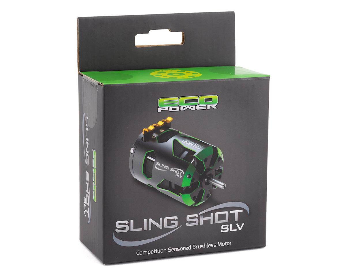 """EcoPower """"Sling Shot SLV"""" Sensored Brushless Motor (17.5T)"""