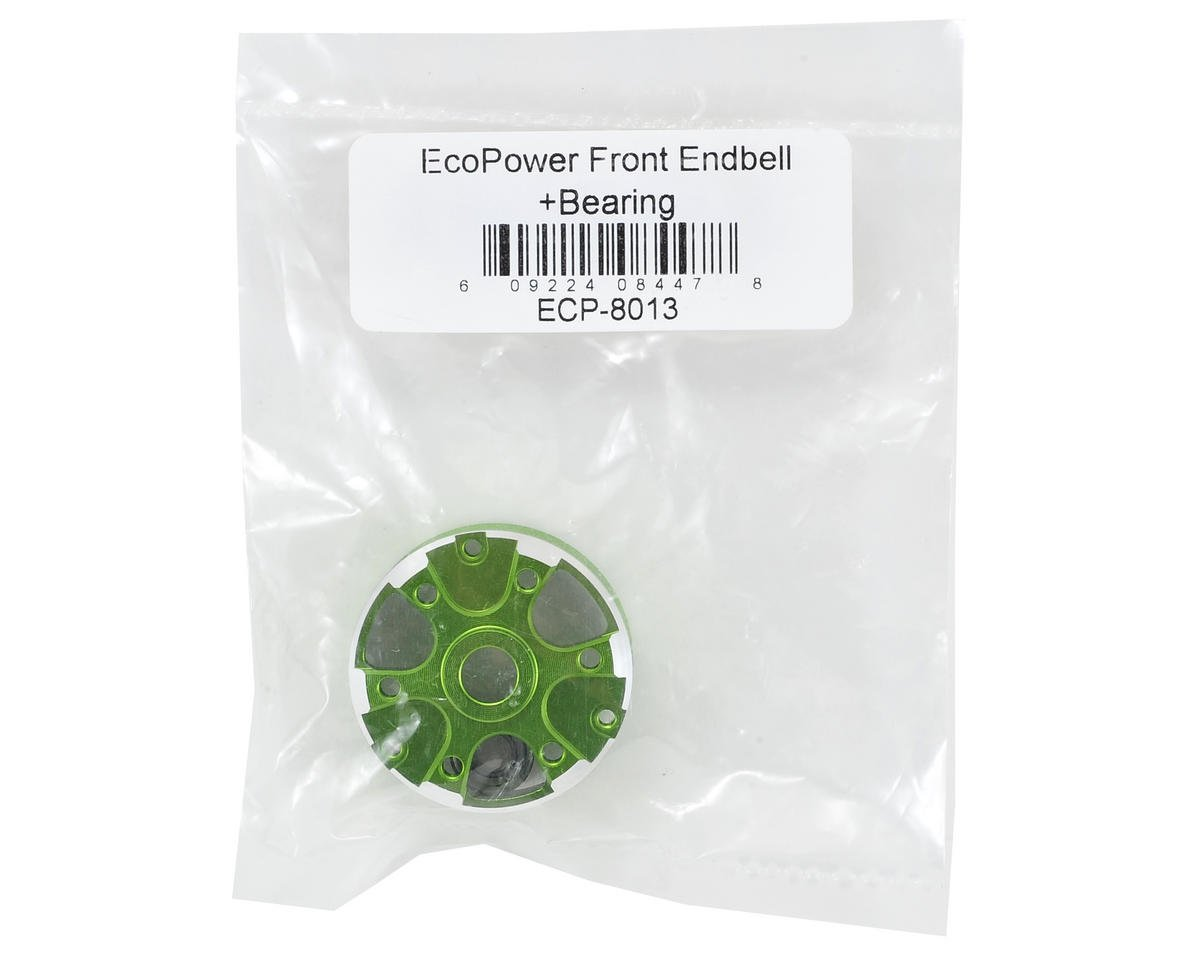 EcoPower Front Sling Shot Endbell w/Bearing
