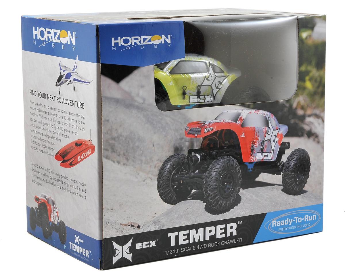 ECX Temper 1/24 RTR Micro Rock Crawler