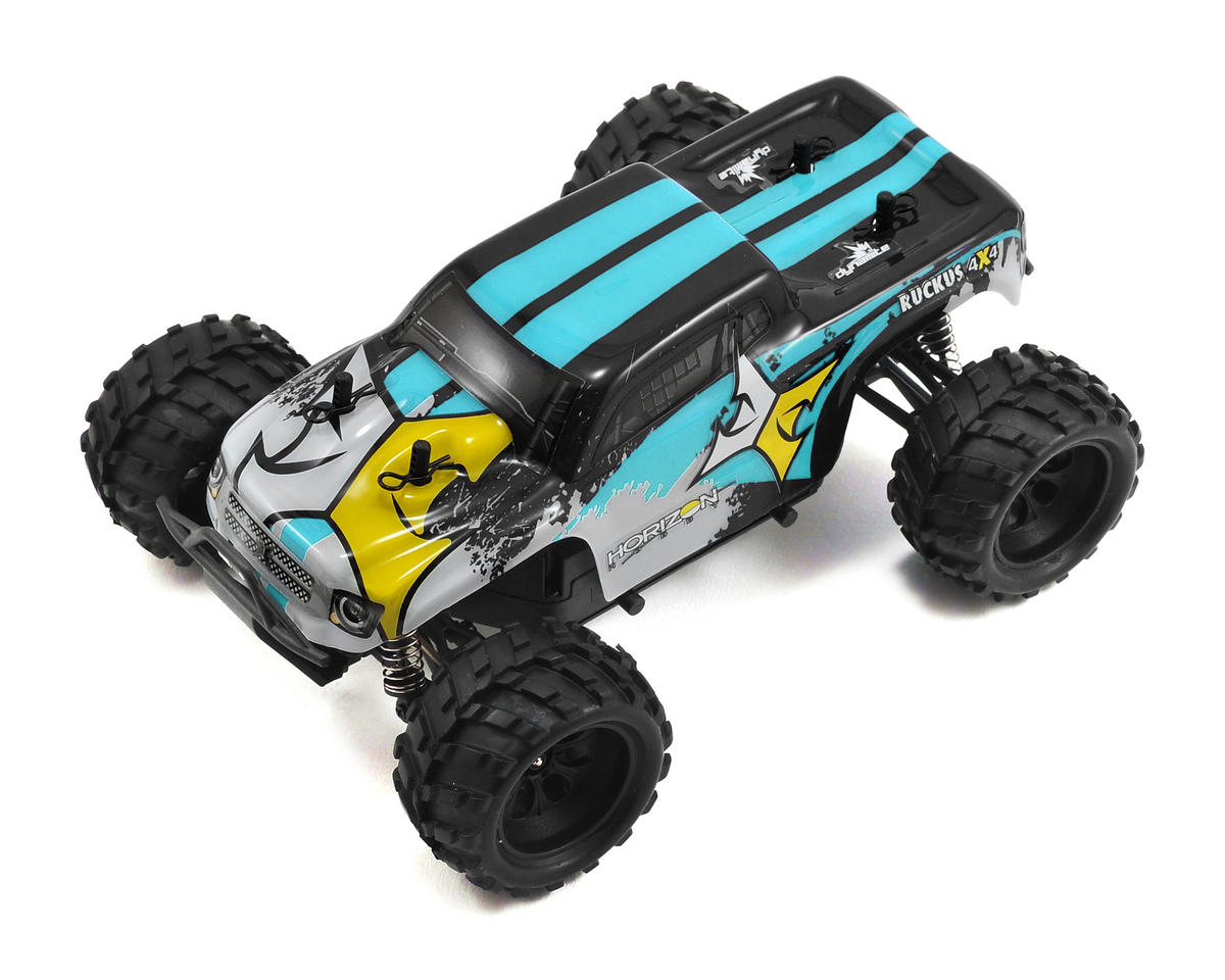 Ruckus 1/24 RTR 4WD Micro Monster Truck by ECX