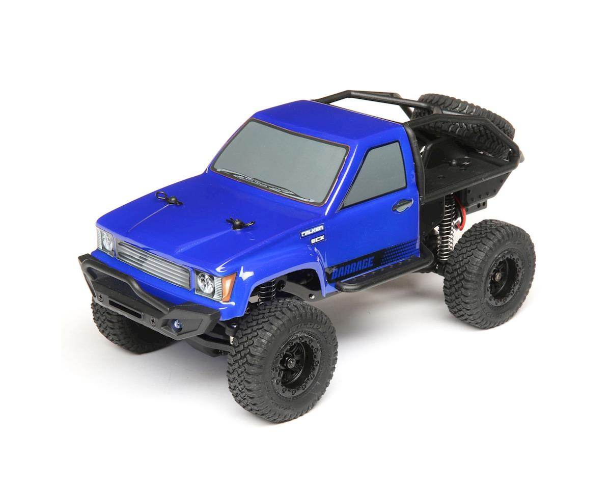 ECX Barrage 1/24 RTR Micro Rock Crawler (Blue)