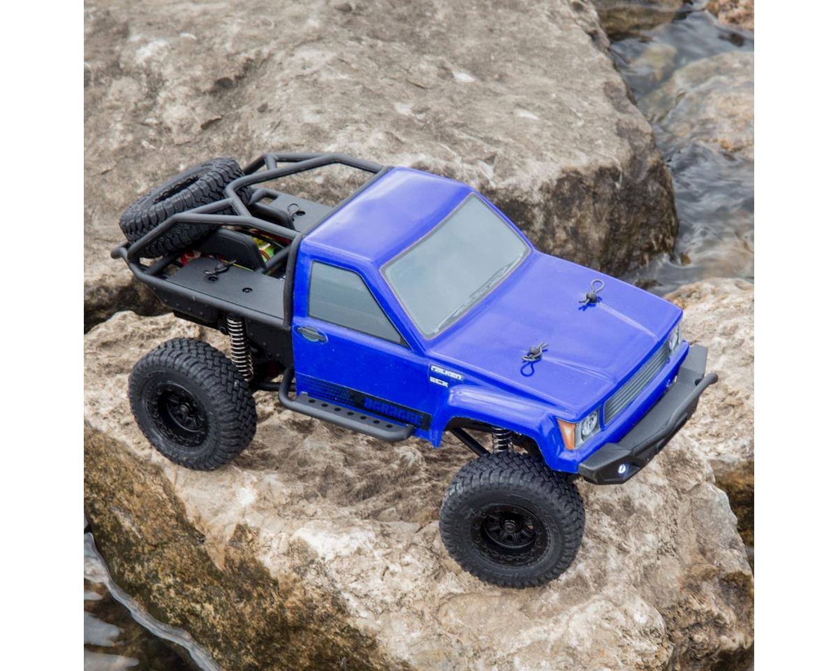 ECX Barrage 1/24 RTR Micro Rock Crawler (Blue)