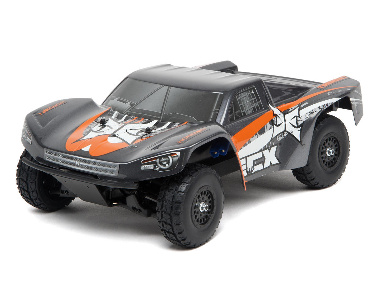 Torment 1/18 Short Course Truck RTR w/2.4GHz Radio by ECX