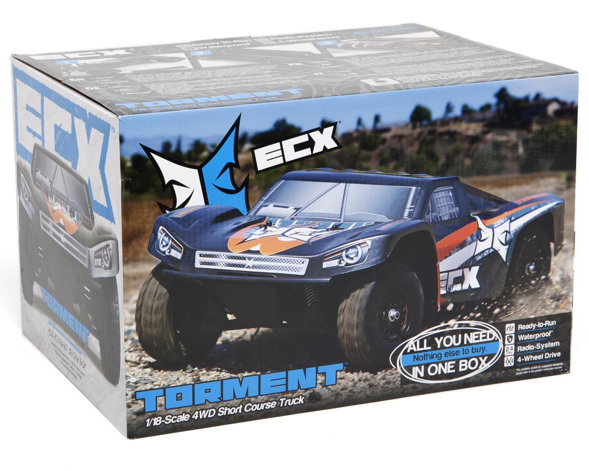 ECX Torment 1/18 Short Course Truck RTR w/2.4GHz Radio