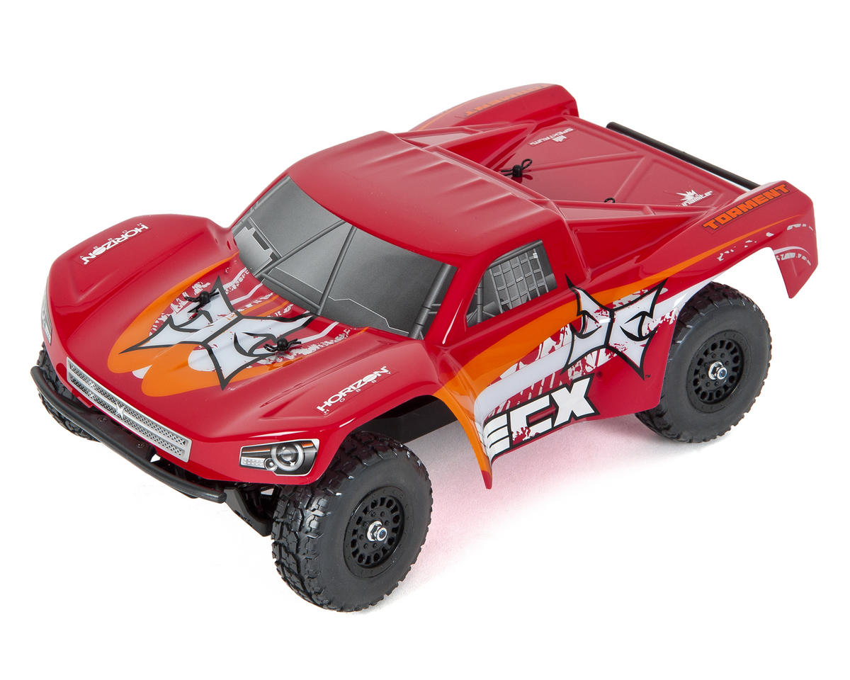 Torment 1/18 RTR 4WD Short Course Truck by ECX