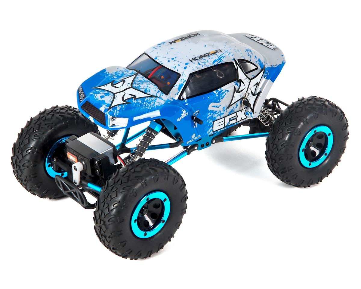Temper 1/18 Mini Rock Crawler RTR by ECX