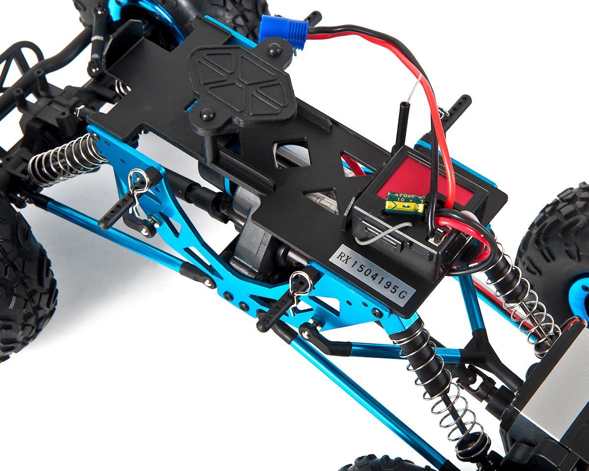Temper 1/18 Mini Rock Crawler RTR by ECX