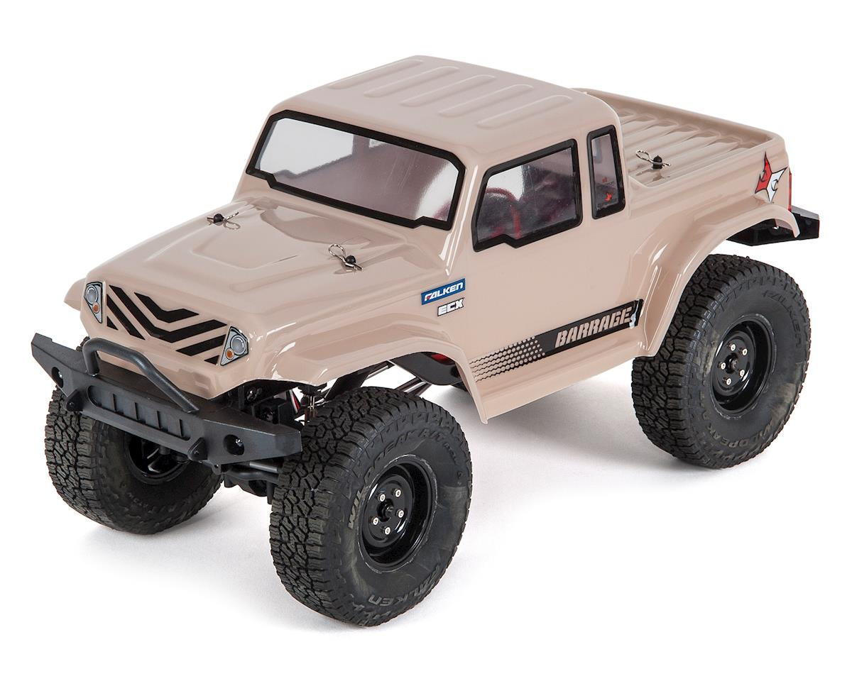 Barrage 1.9 1/12 4WD RTR Electric Crawler by ECX