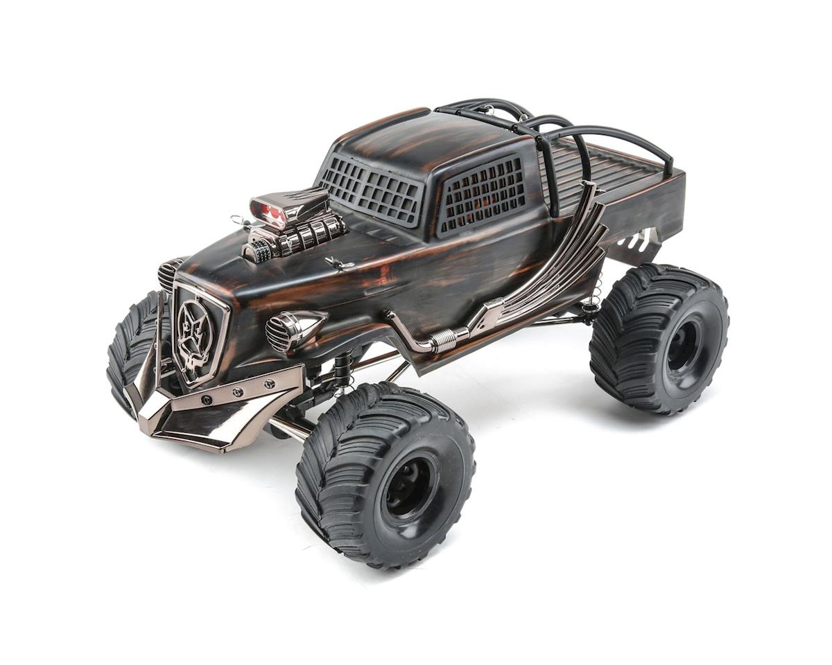 "ECX Barrage Doomsday 1.9"" 1/12 4WD RTR Crawler"