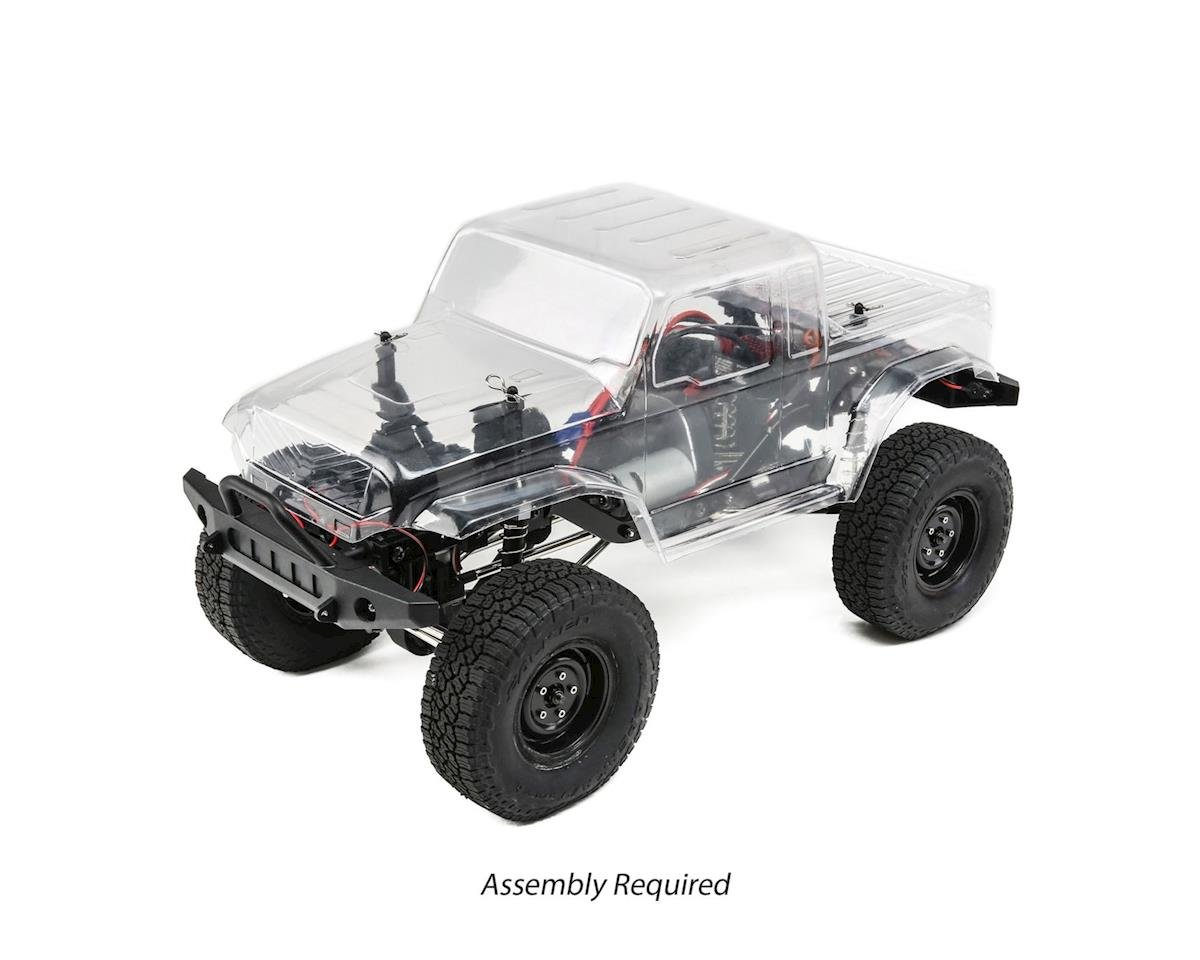 ECX Barrage 1.9 4WD Scale Rock Crawler Kit