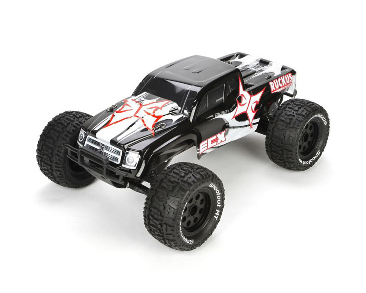 ECX Ruckus 1/10 2wd Brushless Monster Truck