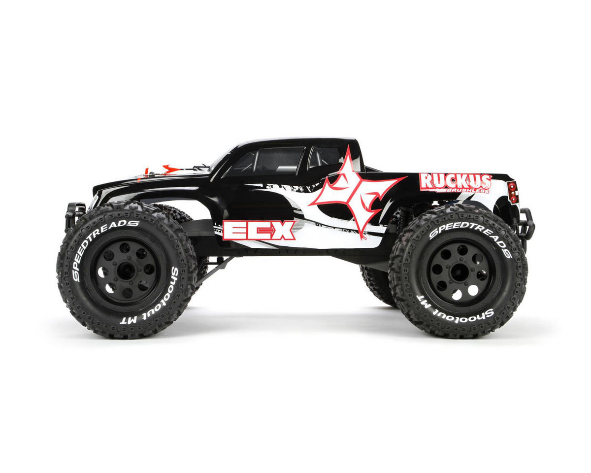 Ecx Ruckus Brushless Monster Truck Cars