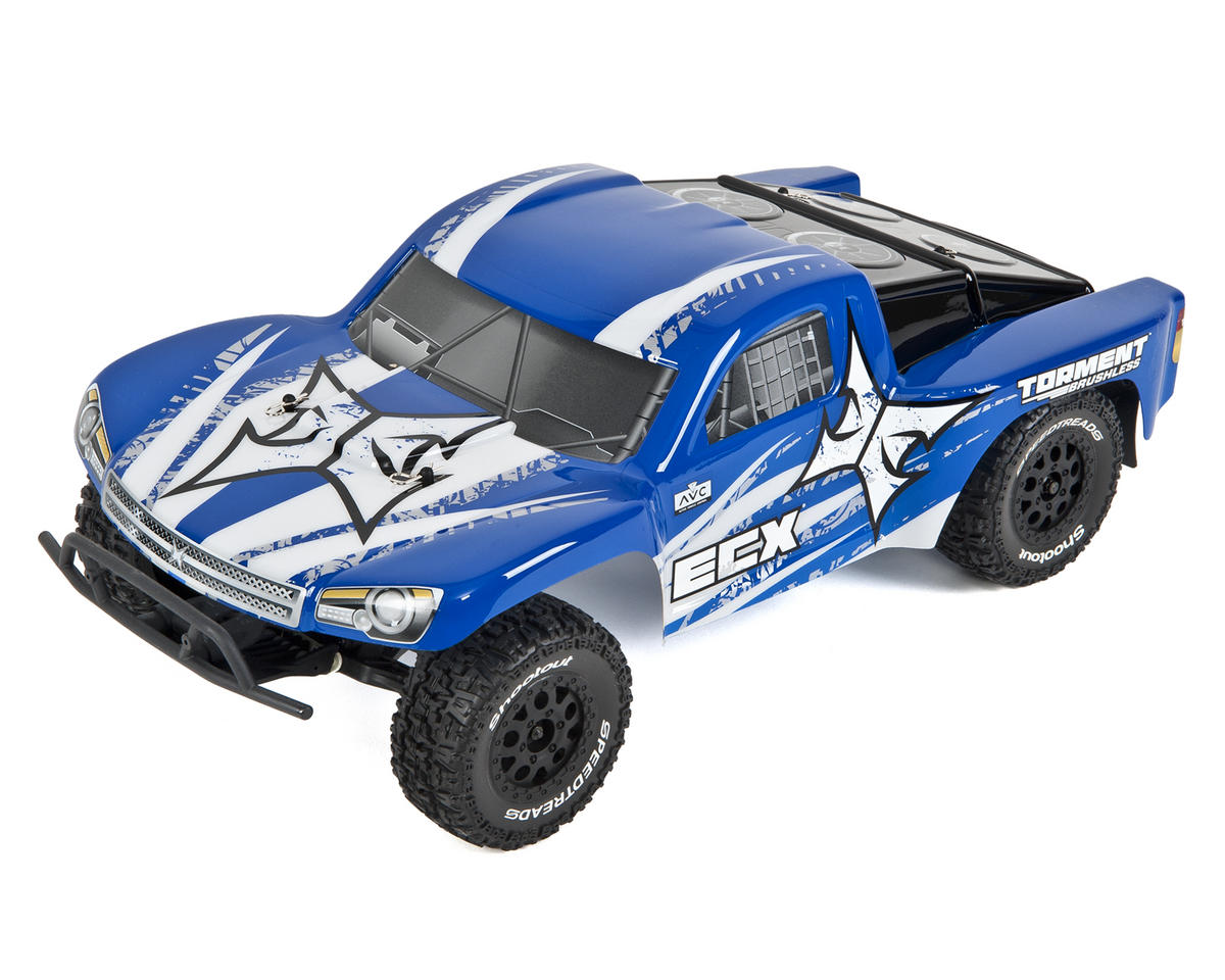 ECX Torment 1/10 2wd Brushless Short Course Truck