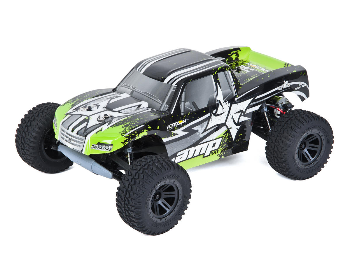 AMP 1/10 RTR 2WD Monster Truck
