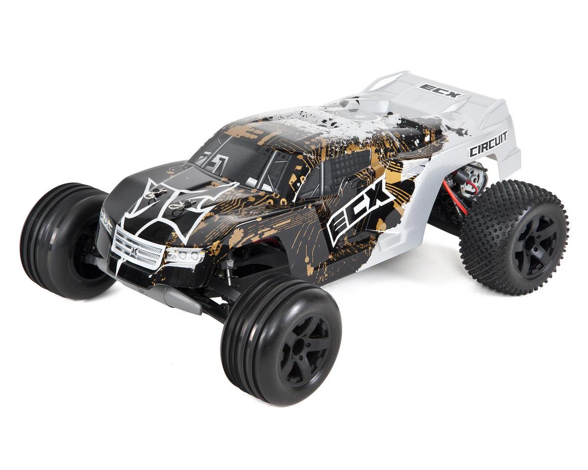 ECX Circuit 1/10 RTR 2WD Stadium Truck