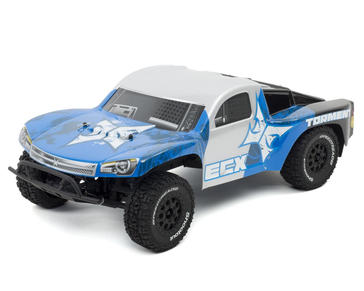 ECX RC Torment 1/10th 2WD Short Course Truck RTR