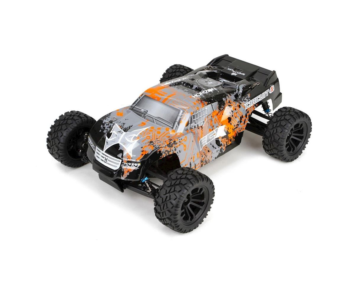 ECX Circuit RTR 1/10 4WD Brushed Stadium Truck