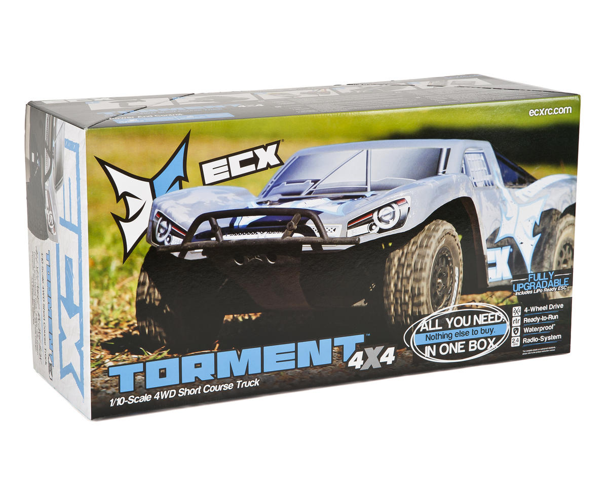 ECX Torment 1/10 RTR 4WD Short Course Truck