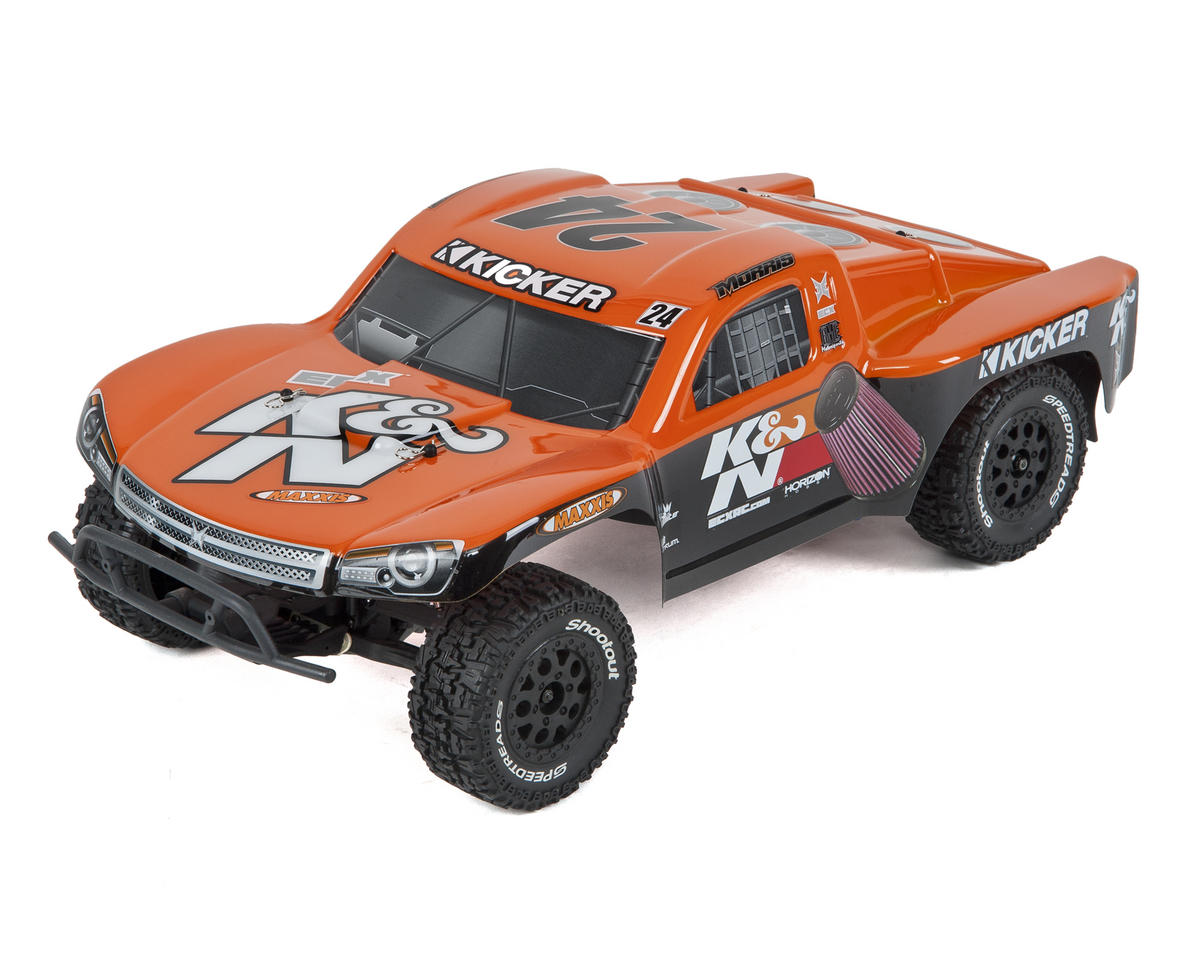 K&N Torment 1/10 2WD Short Course Truck RTR