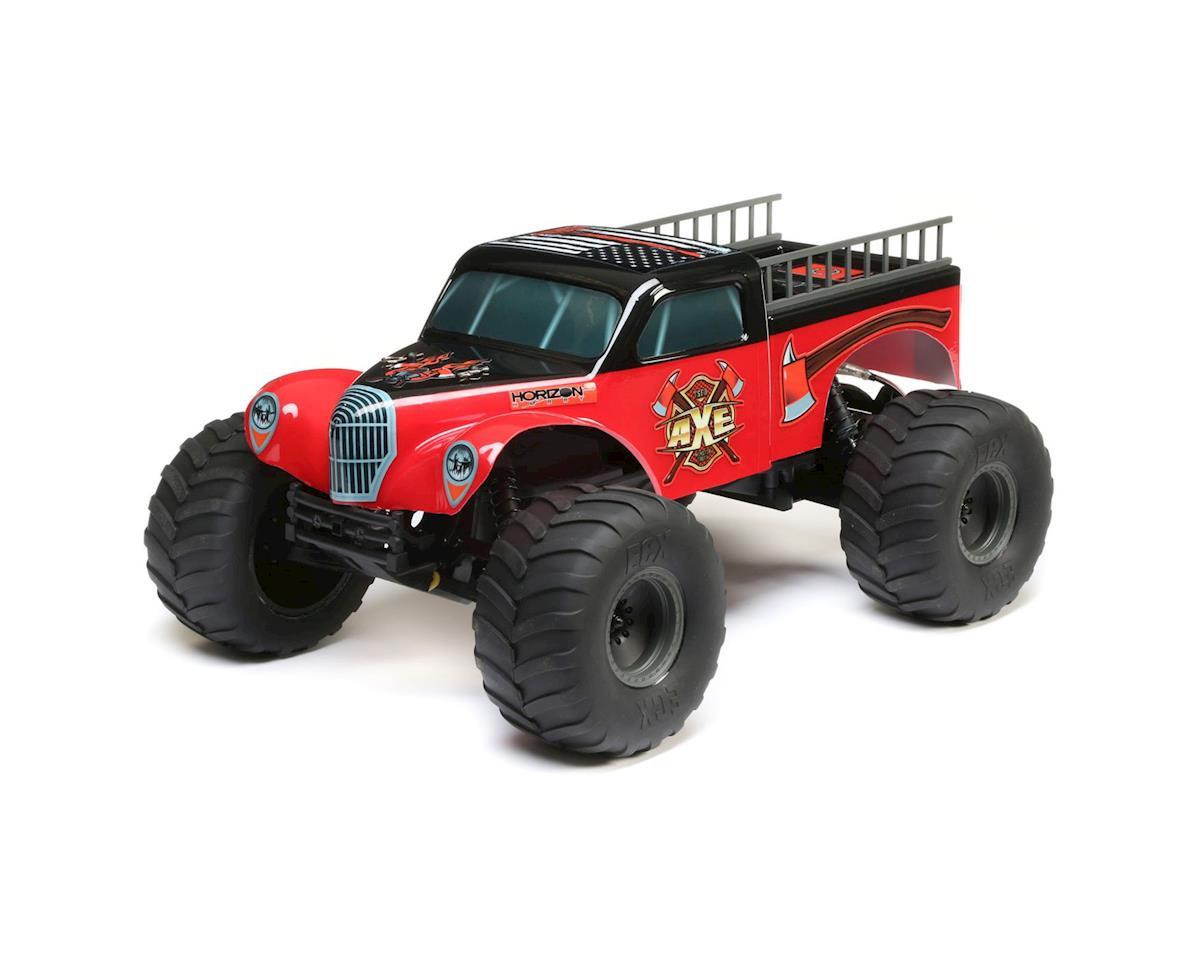 ECX Axe RTR: 1/10 2wd Monster Truck