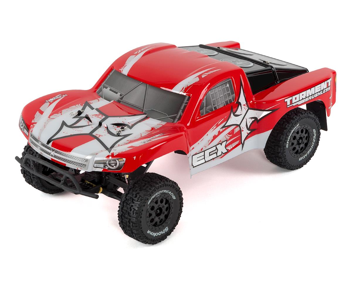 ECX Torment 1/10 RTR 2WD Brushless Short Course Truck