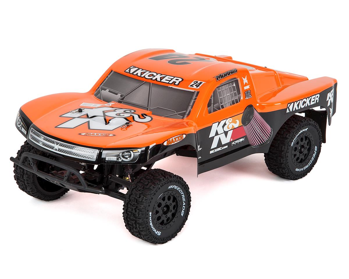 K&N Torment 1/10 RTR Electric 2WD Short Course Truck