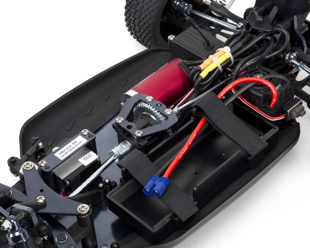 "ECX RC Revenge ""Type E"" 1/8th Electric Buggy w/Spektrum DX2E 2.4GHz & 130A Waterproof ESC"