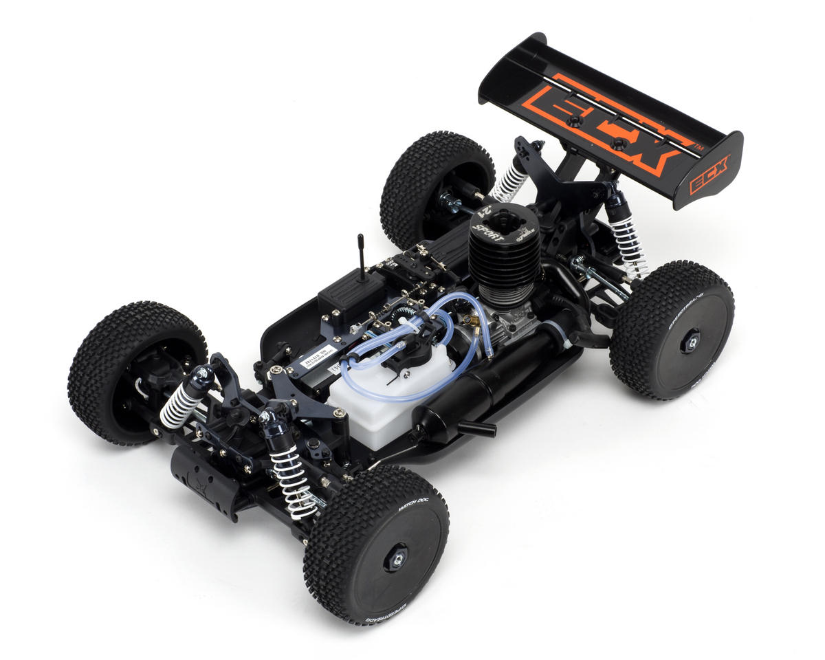 "ECX RC Revenge ""Type N"" 1/8th Nitro Buggy w/Spektrum DX2E 2.4GHz Radio System"
