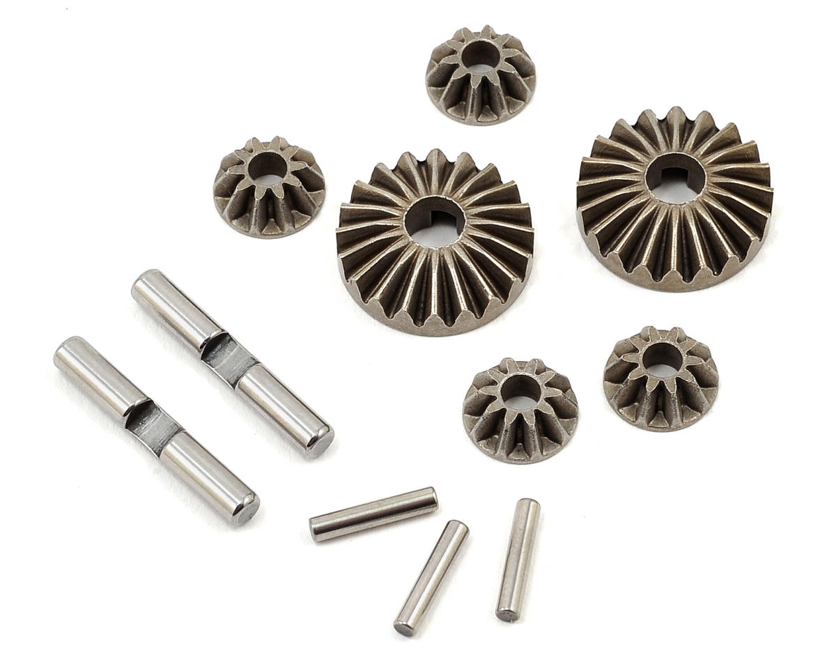 ECX Revenge RC Differential Gear & Shaft Set