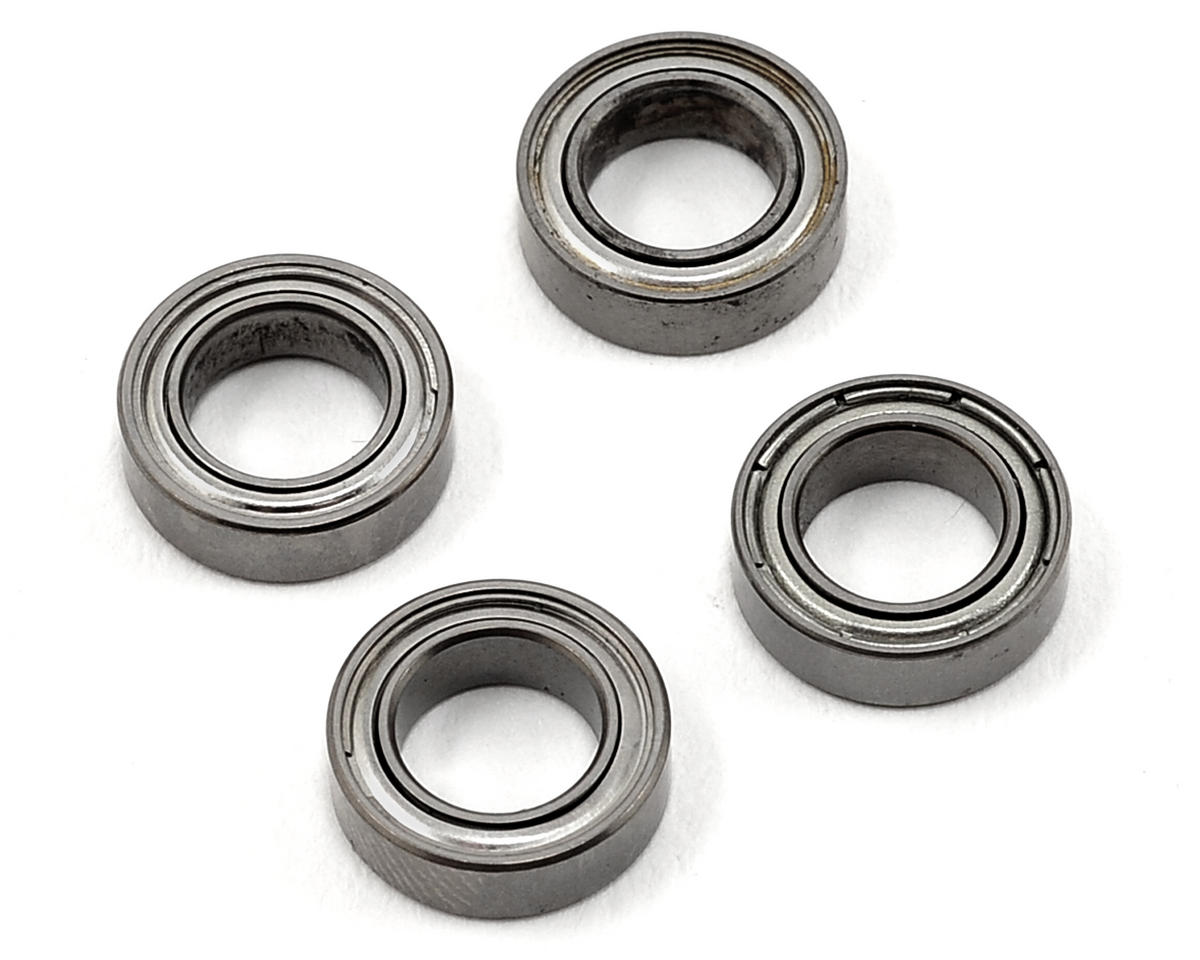 ECX RC 6x10x3mm Steering Bearing Set (4)
