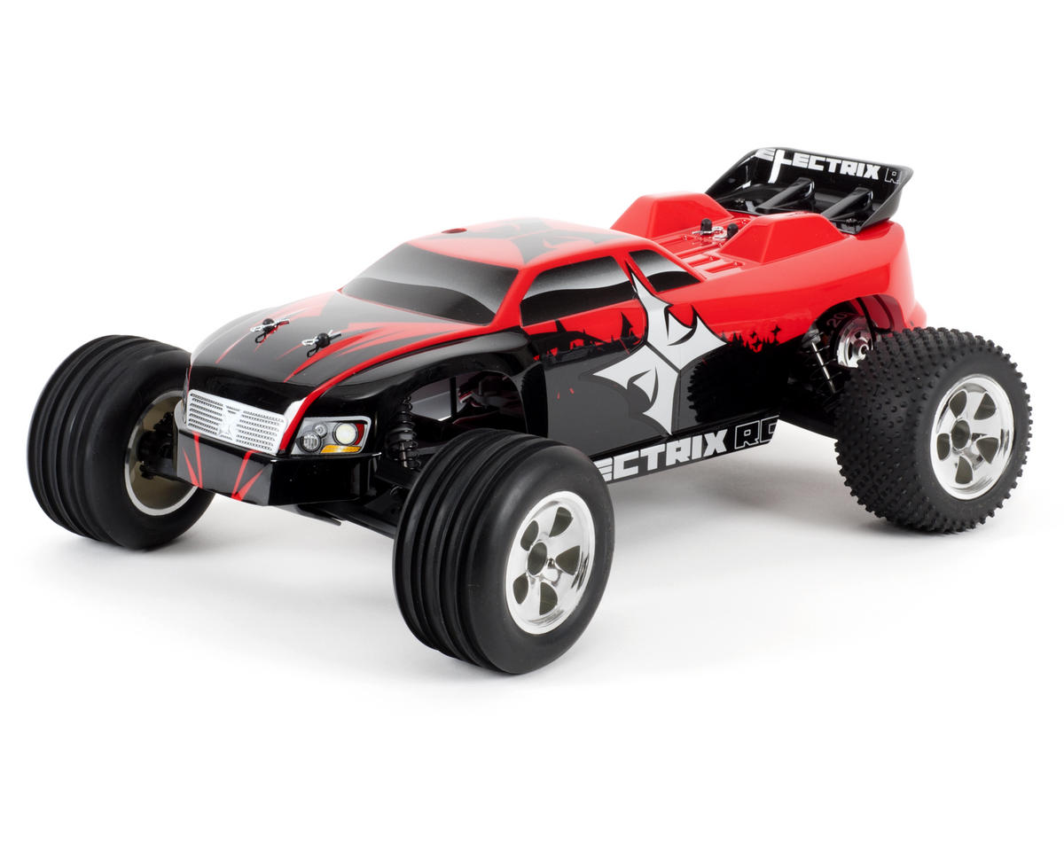 ECX RC Circuit 1/10th Stadium Truck RTR w/2.4GHz Radio (Red)