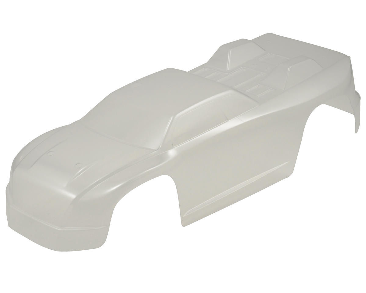 ECX RC Circuit Body (Clear)