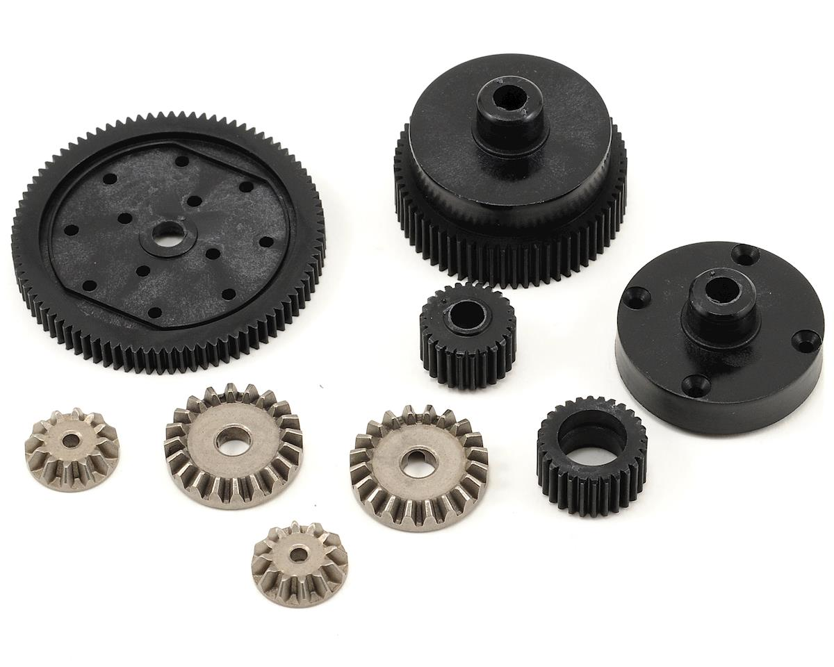 ECX Circuit RC Transmission Gear Set